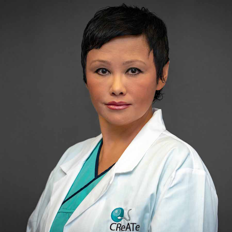 Photo of Larissa Kan-Ool, Ultrasound Department Manager