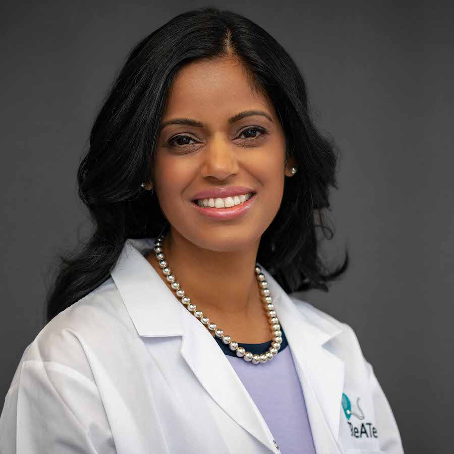 Photo of Dr. Prati A. Sharma, MD, FACOG