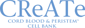 Logo for CReATe Cord Blood & Peristem Cell Bank