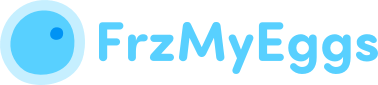 Logo for FrzMyEggs